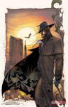 Dark Tower cover color by J-Scott-Campbell