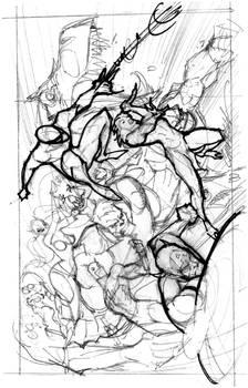 Marvel Comics Presents cover