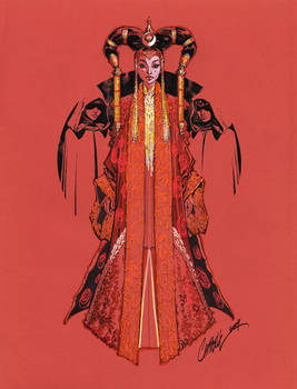 Queen Amidala TALL color