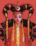Queen Amidala Close Up