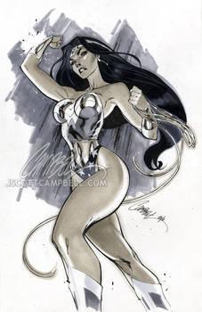 Wonder Woman 'Gray'