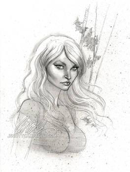 LOST sketch 'Claire'
