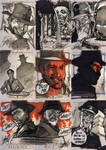 INDIANA JONES Sketch Cards 2