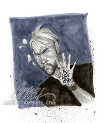 LOST sketch 'Charlie' by J-Scott-Campbell