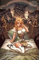 Goldilocks and the 3 BEARS by J-Scott-Campbell