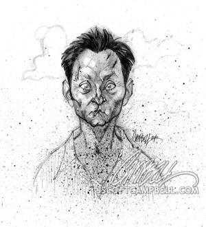 LOST sketches 'Ben'