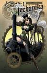 Lady Mechanika 1 cover variant