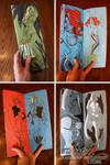TALL Sketchbook pics