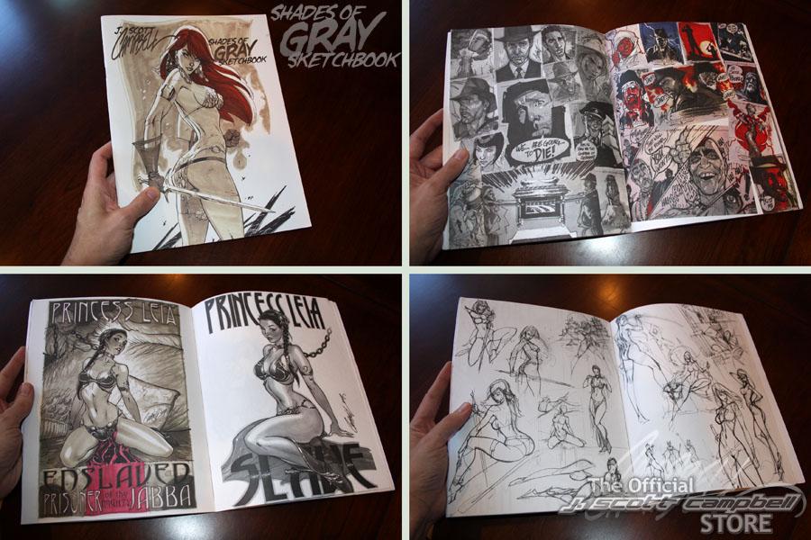 j scott campbell sketchbook pdf free