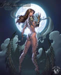 Witchblade 125 cover