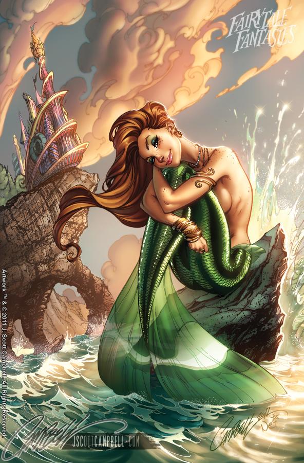 The Little Mermaid FTF 2012