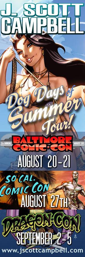 Dog Days of Summer Tour