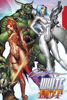 WHITE Hot : Hardcover collection