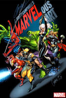 MARVELous Art of J. Scott Campbell by J-Scott-Campbell