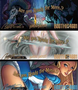 FairyTale Fantasies 2014 Teaser Set 2