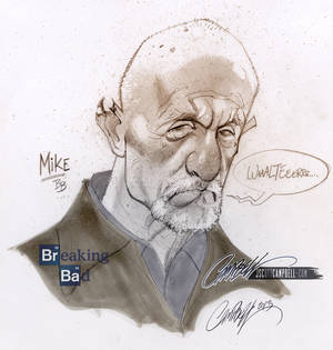 Mike from Breaking Bad