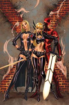 Uncanny X-MEN #19 cover