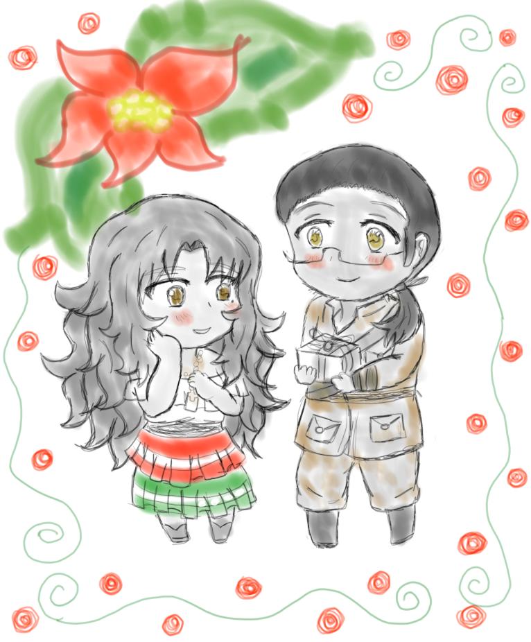 EthMex Christmas by Spirit-Okami