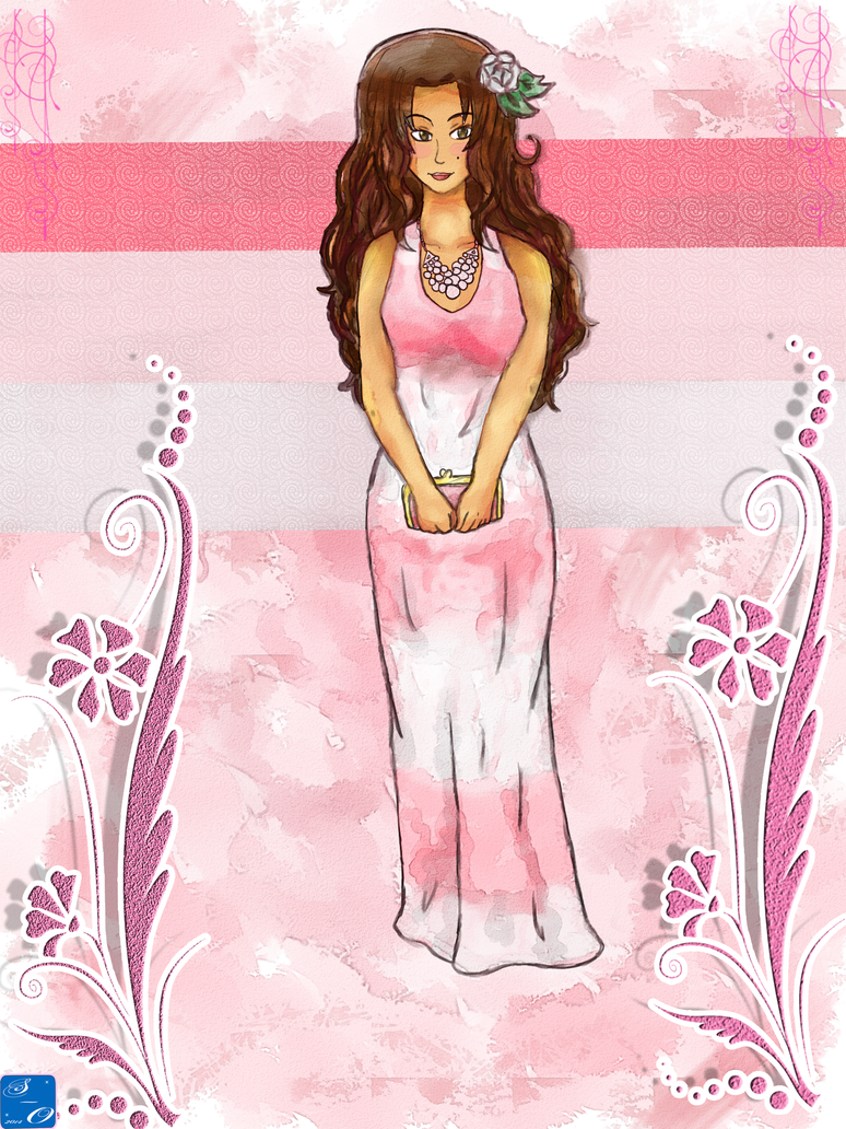 APH: Mexican Pink by Spirit-Okami