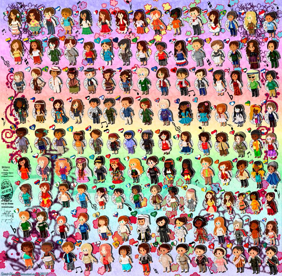 .:APH:. Final Fantasy Theatrhythm by Spirit-Okami