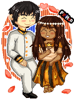 .:Com:. APH Pirihon Pixel by Spirit-Okami