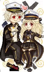.:Com:. Lancelot x Robin by Spirit-Okami