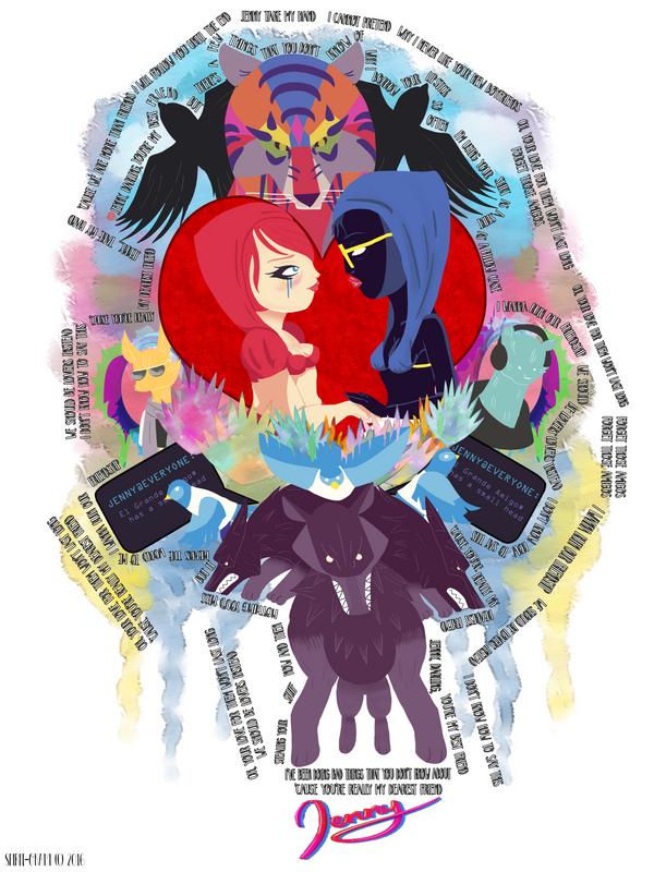 Studio Killers Jenny by Spirit-Okami