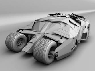 Tumbler Ambient Occlusion by Lestat028