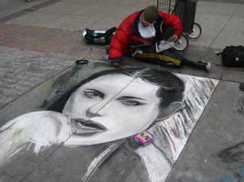 Angelina Jolie by doctorgivepain