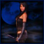 Huntress of the Night