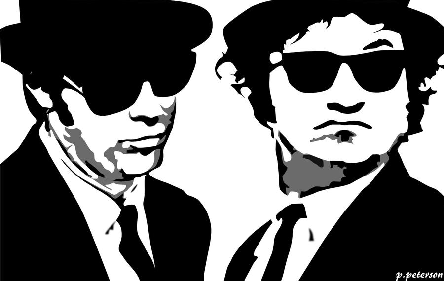 Blues Brothers By Pamela1990