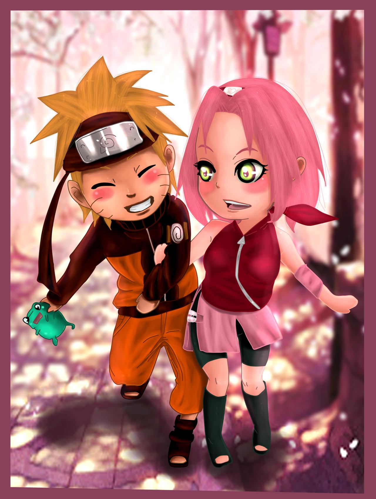Naruto dating sim free online game
