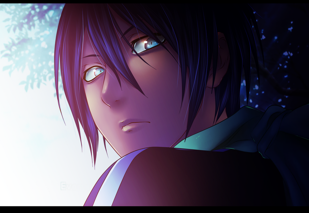 Noragami: Yato by cheeryY