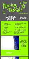 Paperclip Keyrings - TUTORIAL