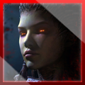 Starcraft Kerrigan xat icon by MikeDarko