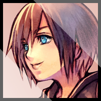 Kingdom Hearts Xion Icon by MikeDarko