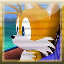 Sonic Adventure 2: Tails Skype avatar by MikeDarko