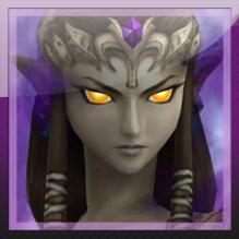 SSBB: False Zelda Skype avatar by MikeDarko