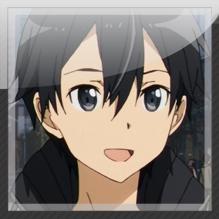 Sword Art Online: Kirito Skype avatar by MikeDarko