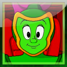 Reading Blaster: Galactic Commander Skype avatar by MikeDarko
