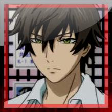 Yakumo Psychic Detective: Yakumo Skype avatar by MikeDarko