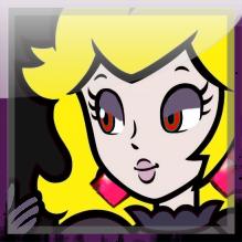 Paper Mario: Shadow Queen Skype avatar by MikeDarko