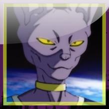 DBZ: Lord Beerus Skype avatar by MikeDarko