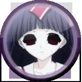 Shiki: Sunako kik avatar by MikeDarko