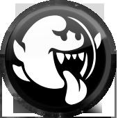 Nintendo: Boo kik avatar by MikeDarko