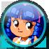 Bomberman: Ruisha kik avatar by MikeDarko