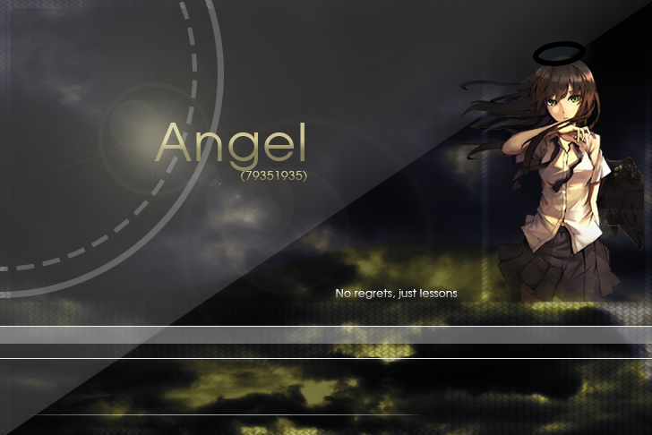 Misc: Angel Private chat back by MikeDarko