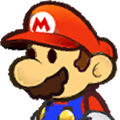 Paper Mario TTYD: Doopliss xat avatar by MikeDarko