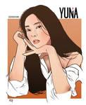 Yuna(Itzy)