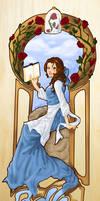 Mucha Belle